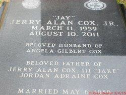 Jerry Alan Jay Cox, Jr