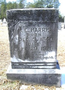 M E Harris