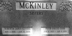 Ruth L. <i>McKinley</i> Cook