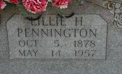 Lillie Hazeltine Pennington