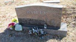 Margie L <i>Reeves</i> Bailey