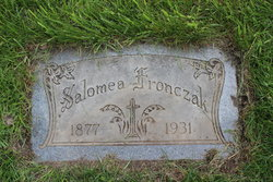 Salomea <i>Balcerak</i> Fronczak