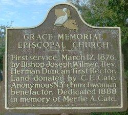 Grace Memorial Episcopal Church Cemetery