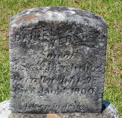 Daniel Webster Easterling
