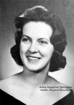 Arlea <i>Howerter</i> Gallagher