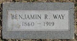 Benjamin Robert Ben Way, Sr