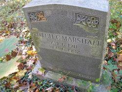 Protch Celel Marshall