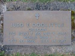 Judd Elmer Doolittle