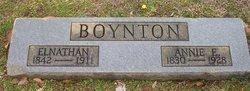 Annie Elizabeth <i>Marshall</i> Boynton