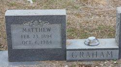 Mathew Graham