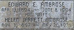 Helen <i>Jarrett</i> Ambrose