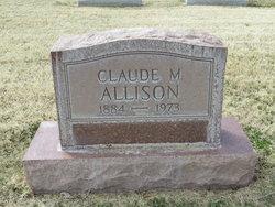 Claude M Allison