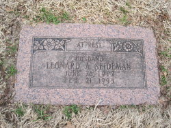 Leonard Albert Seideman