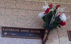 Katherine <i>Annis</i> Silver