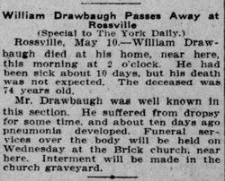 William Henry Drawbaugh