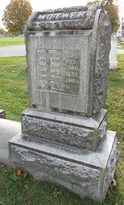 Mary M. <i>Frederick</i> Biery