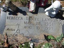 Rebecca Daniel Lawson