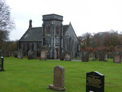 Corsock Parish Church Cemetery