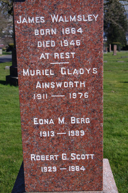 Muriel Gladys <i>Pierce</i> Ainsworth