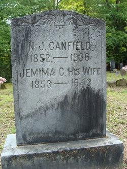 Jemima Catherine <i>Bright</i> Canfield