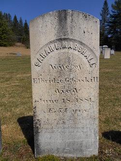 Sarah L. <i>Marshall</i> Gaskill