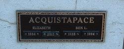 Ben L Acquistapace