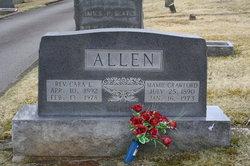 Rev Cara Lenoir Kay Allen