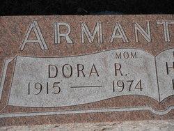 Dora <i>Rozell</i> Armantrout