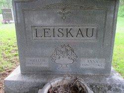 Anna <i>Wickman</i> Leiskau