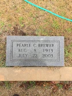 Minnie Pearle <i>Crowder</i> Brewer