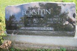 Mildred E <i>Leaverton</i> Eckstein