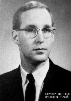 Oliver Porter Gillock, Jr