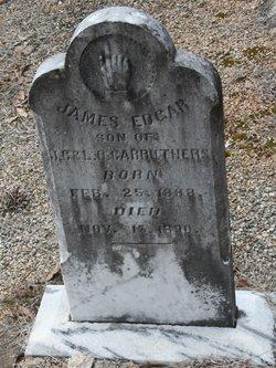 James Edgar Carruthers