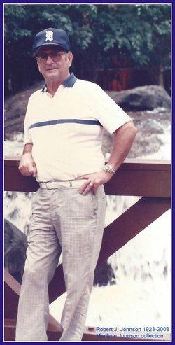 Robert James Bob Johnson