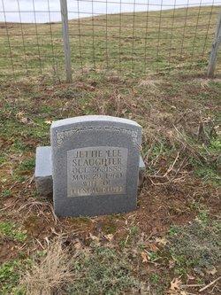 Jettie Lee <i>Jackman</i> Slaughter