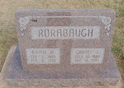 Anna M. Rorabaugh