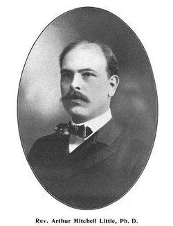 Rev Arthur M Little