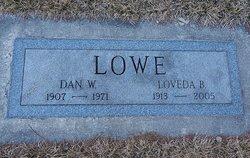 Loveda <i>Butte</i> Lowe