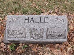 Etta Mae Etzi <i>March</i> Halle