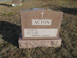 Peter M. Acton, Sr