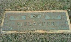 Emma Birdie <i>Denning</i> Alexander