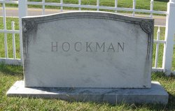 Attie Josephine <i>Roudabush</i> Hockman