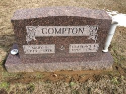 Clarence V Compton