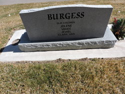 Van Edward Burgess