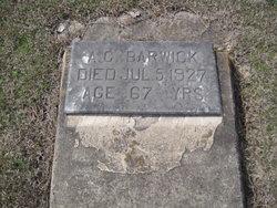 Archibald Curtis Barwick