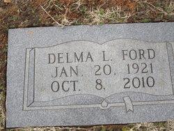 Delma Louise <i>Goodmon</i> Ford