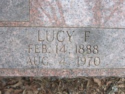 Lucy Fidella <i>Rackley</i> Bell
