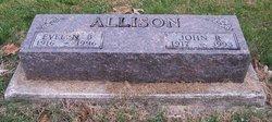 Evelyn B Allison