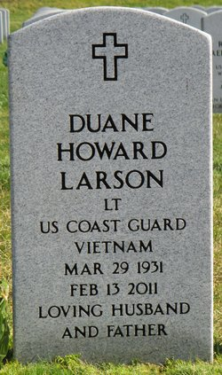 Duane Howard Larson
