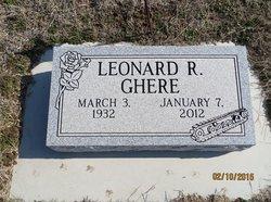 Leonard Ray Ghere